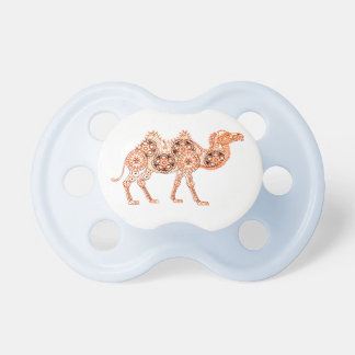 Camel Baby Pacifiers