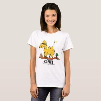 Camel by Lorenzo Women's T-Shirt