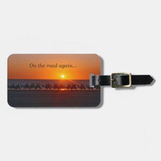 Camel Caravan Luggage Tags