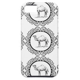 Camel Cluster iPhone 5 Case