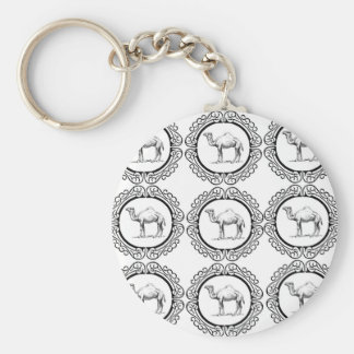 Camel Cluster Keychain