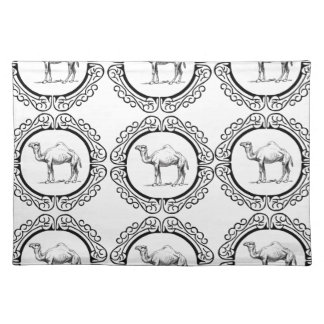 Camel Cluster Placemat