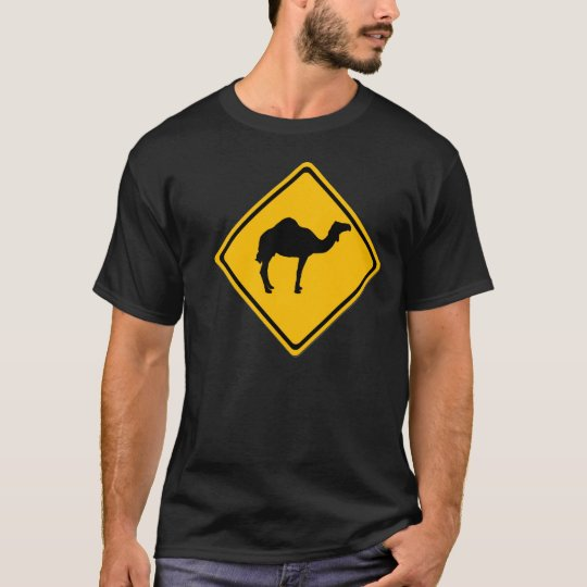 Camel Crossing Shirt
