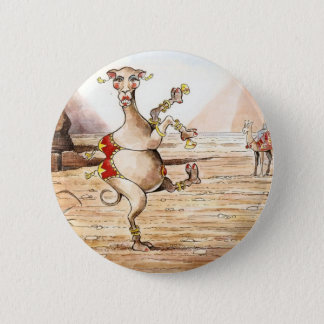 Camel Dance 2 Inch Round Button