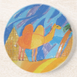 Camel Drink Coasters