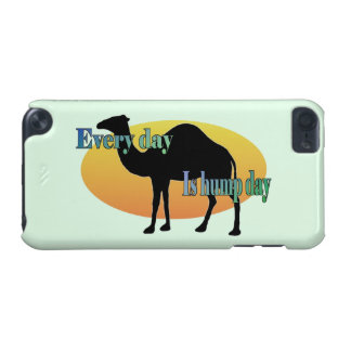 Camel - Every day is hump day iPod Touch (5th Generation) Cover