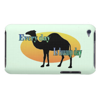 Camel - Every day is hump day iPod Touch Case