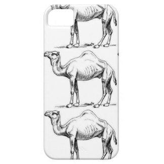 Camel herd art case for the iPhone 5