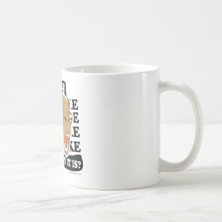 Camel Hump Day, Guess What Day It Is?!? Classic White Coffee Mug