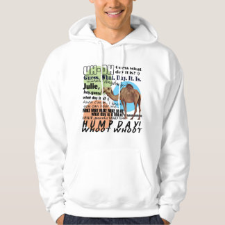 camel hump day hoodie