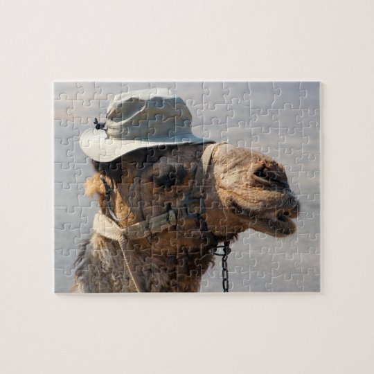 Camel in a Hat! Jigsaw Puzzle