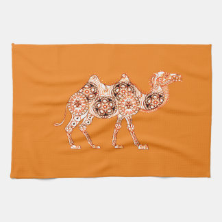Camel Kitchen Towel