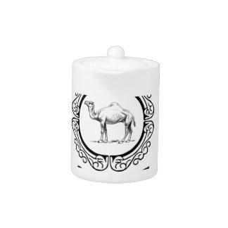 camel logo art