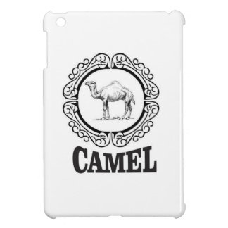 camel logo art iPad mini cover