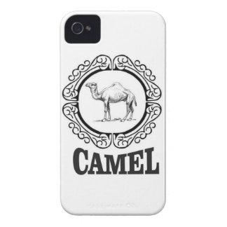camel logo art iPhone 4 cover