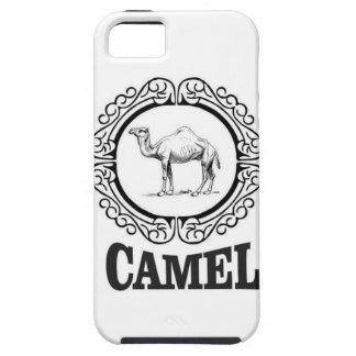 camel logo art iPhone 5 case