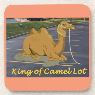 Camel Lot King Coaster
