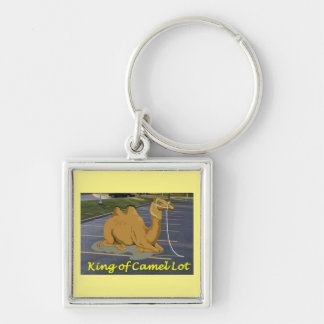 Camel Lot King Keychain