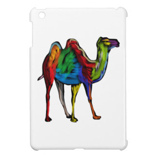 CAMEL OF COLORS COVER FOR THE iPad MINI