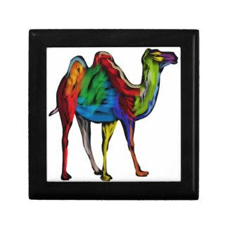CAMEL OF COLORS KEEPSAKE BOXES