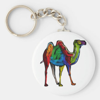 CAMEL OF COLORS KEYCHAIN