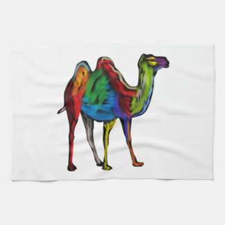 CAMEL OF COLORS KITCHEN TOWEL