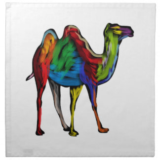 CAMEL OF COLORS NAPKIN