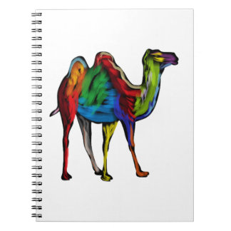 CAMEL OF COLORS NOTEBOOKS