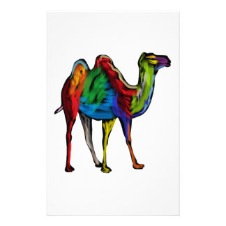 CAMEL OF COLORS STATIONERY PAPER