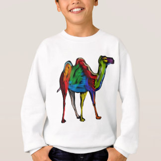 CAMEL OF COLORS SWEATSHIRT