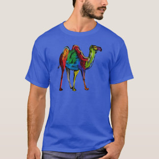 CAMEL OF COLORS T-Shirt