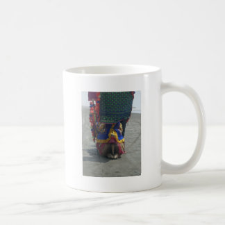 Camel on the toes.png coffee mug