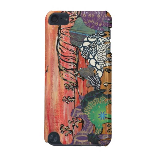 Camel Racing in the Outback iPod Touch (5th Generation) Covers