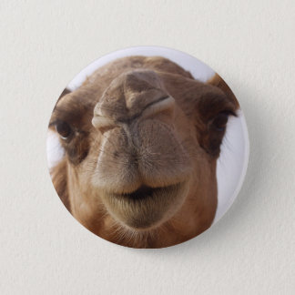 Camel Round Pin