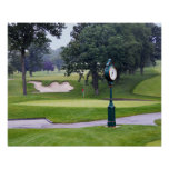 Camel Sand Trap, Medinah, Illinois, Golf Course Poster