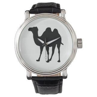 Camel Silhouette Watch