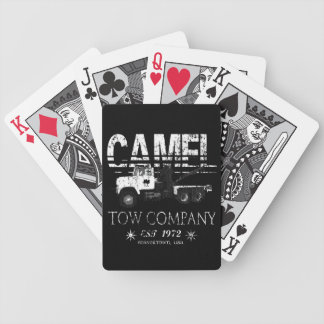 Camel Tow Bicycle® Playing Cards