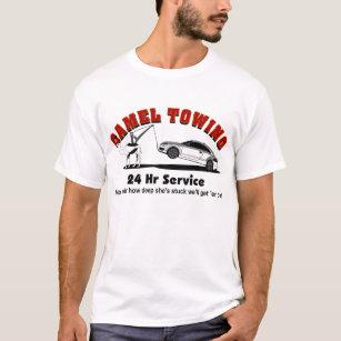 7aa10d1d Camel Towing T-Shirts & Shirt Designs | Zazzle.ca