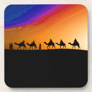 Camel Train Coasters