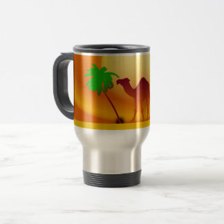 Camel&Trees Sunset Travel Mug