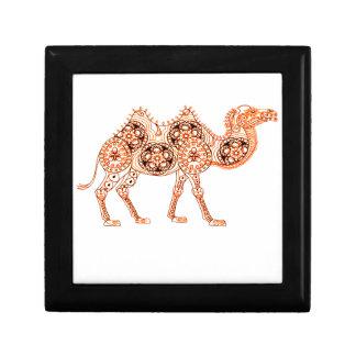 Camel Trinket Box