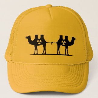 Camel Tug'O'War Trucker Hat