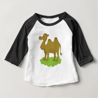 camel walking tall baby T-Shirt