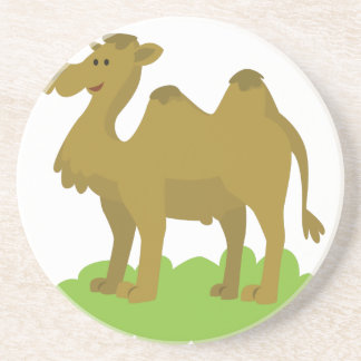 camel walking tall coaster