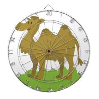 camel walking tall dartboard