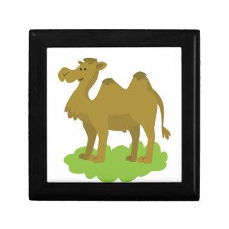 camel walking tall gift box