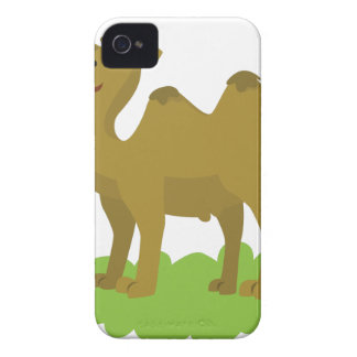 camel walking tall iPhone 4 case