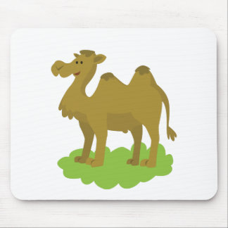 camel walking tall mouse pad