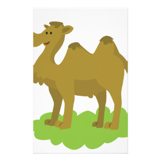 camel walking tall stationery