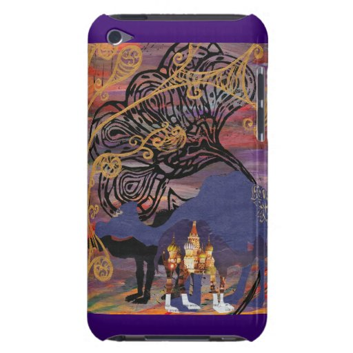 Camel Worlds iPod Case-Mate Case